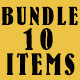 BUNDLE 10 IN 1 - ActiveDen Item for Sale
