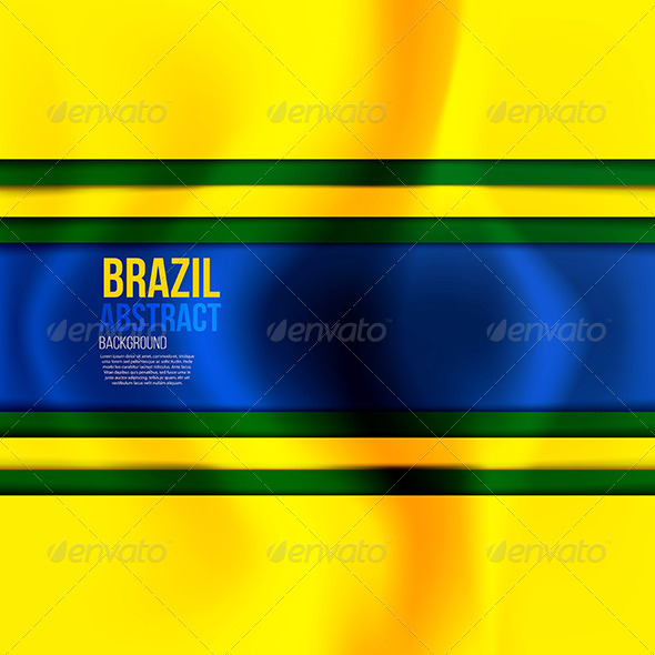 GraphicRiver This is the Brazil flag concept 7823847