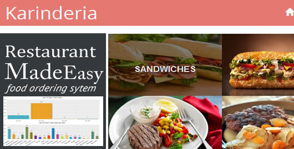 CodeCanyon Restaurant Made Easy 7826779