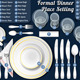 Set of Place Setting Formal Dinner - GraphicRiver Item for Sale