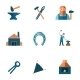 Blacksmith Icon Set - GraphicRiver Item for Sale