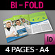 Pharmacy Brochure Bi-Fold Template - GraphicRiver Item for Sale