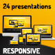 Responsive Screen Mock-up - GraphicRiver Item for Sale