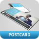 Corporate Postcard Template Vol 1 - GraphicRiver Item for Sale