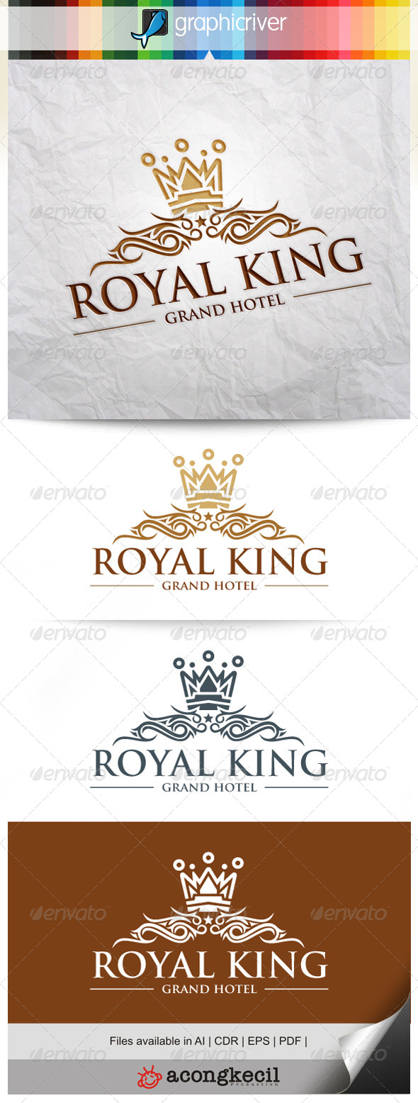 GraphicRiver Royal King 7851212