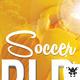 Soccer Trophy Flyer Template - GraphicRiver Item for Sale
