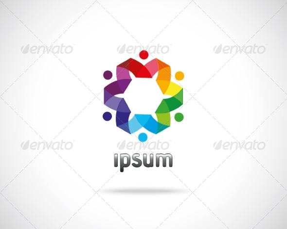 GraphicRiver Abstract Vector Logo Design Template 7854200