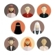 Religion Icons - GraphicRiver Item for Sale