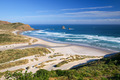 Beautiful Inviting Beach at Sandfly Bay, Otago Peinsula, New Zea - PhotoDune Item for Sale