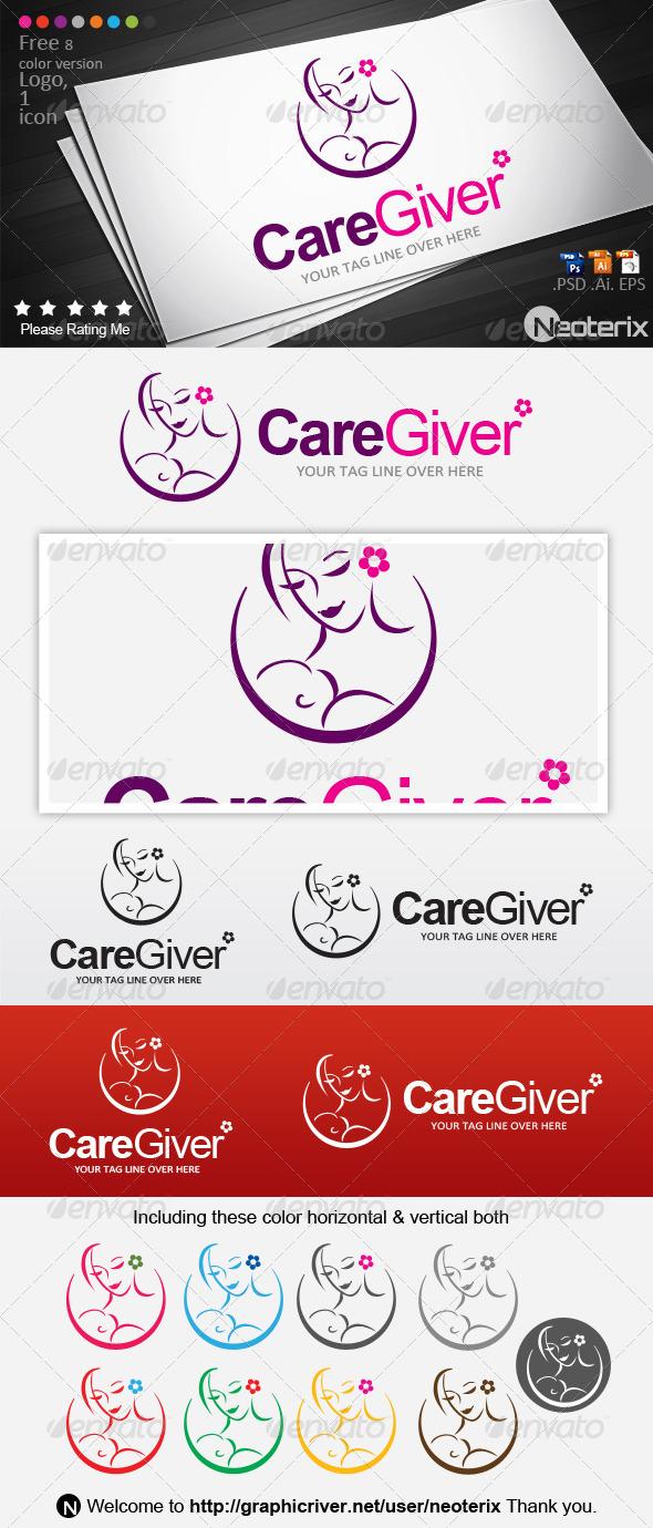 GraphicRiver Care Giver 7856859