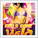 Girls Gone Wild Party - GraphicRiver Item for Sale
