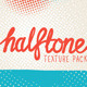 Vector Halftone Texture Pack - GraphicRiver Item for Sale