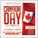Canada Day Festival - GraphicRiver Item for Sale