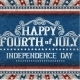 Fourth of July Greeting Card - GraphicRiver Item for Sale