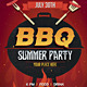 BBQ Party - GraphicRiver Item for Sale