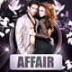 Affair - GraphicRiver Item for Sale