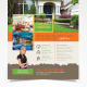 Real Estate and Homescapes Flyer - GraphicRiver Item for Sale