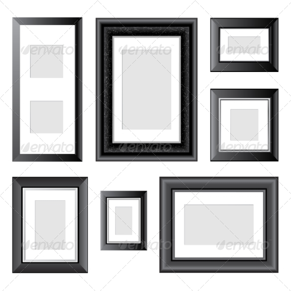 GraphicRiver Frames 7864640