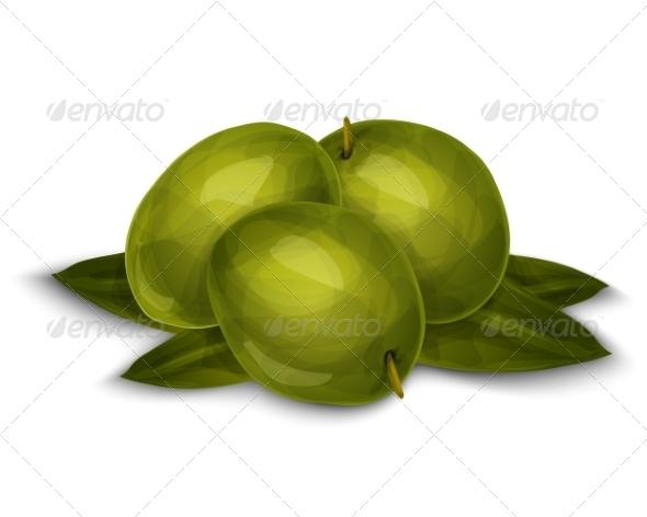 GraphicRiver Olives 7864704