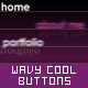 Wavy Cool Buttons - ActiveDen Item for Sale