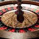 Wooden Shiny Roulette Details in a Casino - PhotoDune Item for Sale