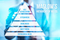 Maslow's Hierarchy of Needs Pyramid - PhotoDune Item for Sale