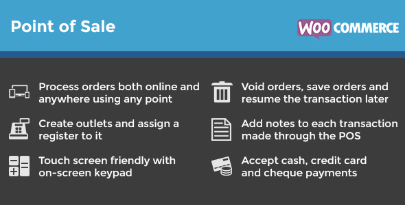 CodeCanyon WooCommerce Point of Sale 7869665