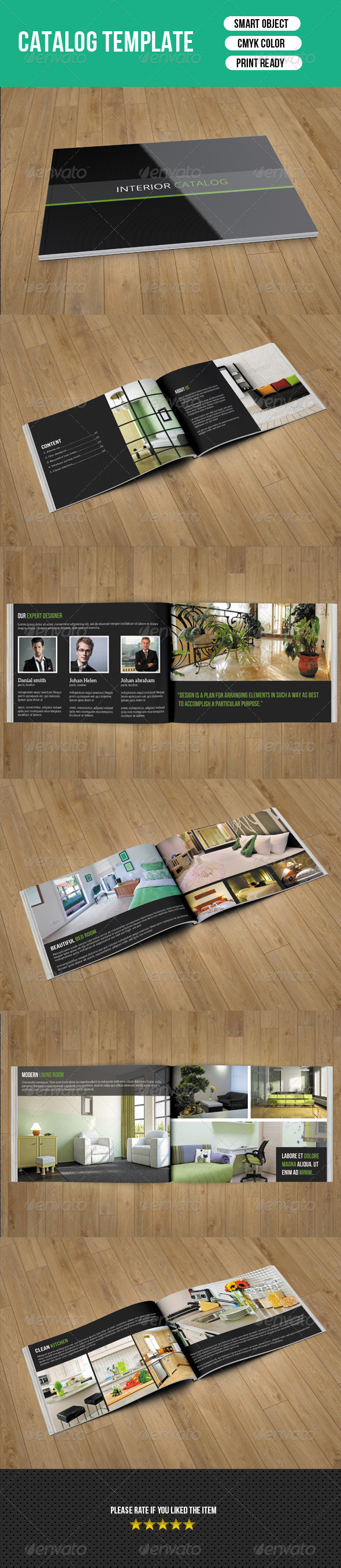 GraphicRiver Interior Catalog-V07 7870431