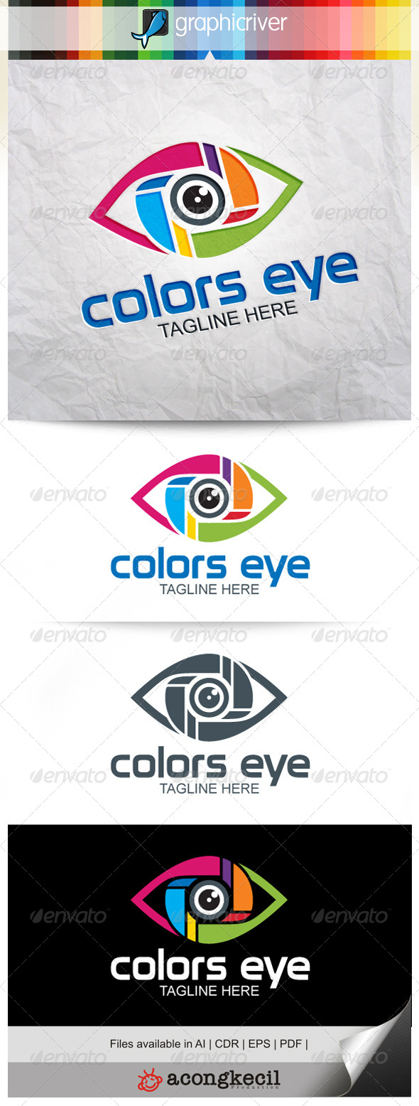 GraphicRiver Colors Eye V.8 7871327