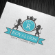 Royal Lion Logo Template - GraphicRiver Item for Sale