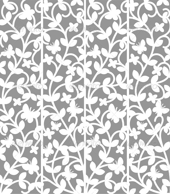 GraphicRiver Plant Pattern 7873952