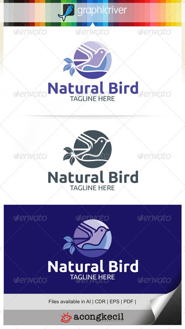 GraphicRiver Natural Bird V.4 7874111