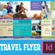 Holiday Travel Flyer - GraphicRiver Item for Sale
