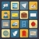 Post Service Icons - GraphicRiver Item for Sale