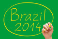 Brazil 2014 Handwriting - PhotoDune Item for Sale