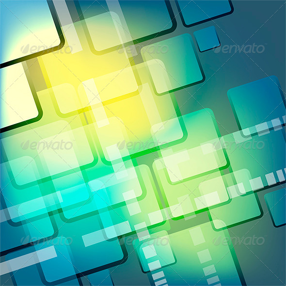 GraphicRiver Abstract Twilight Background 7888543