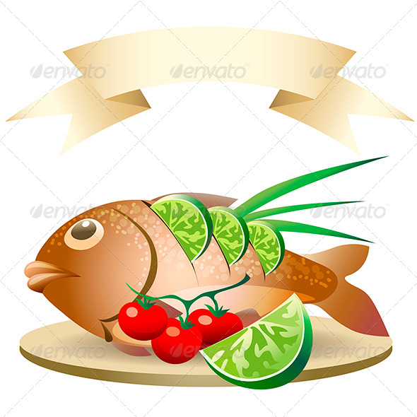 GraphicRiver Prepared Fish 7888676