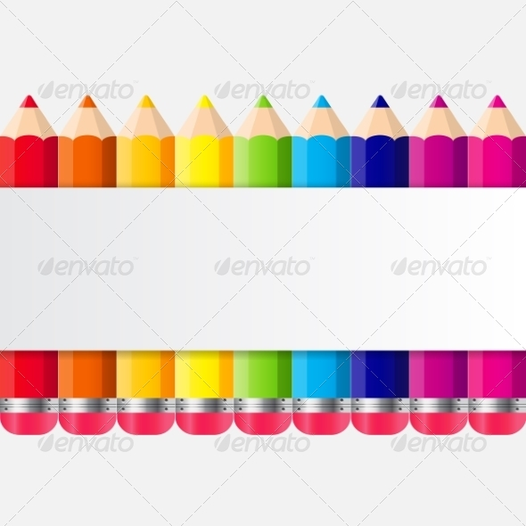 GraphicRiver Back to School Concept Illustration 7889527