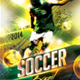 Soccer Brazil Flyer - GraphicRiver Item for Sale