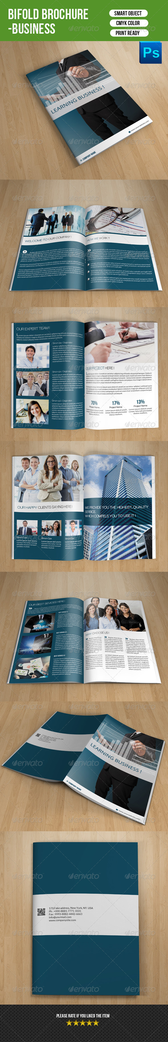 GraphicRiver Corporate Brochure-V29 7892131