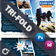 Camping Adventure Tri-Fold Templates - GraphicRiver Item for Sale
