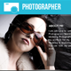 Photographer Roll-Up Design Template - GraphicRiver Item for Sale