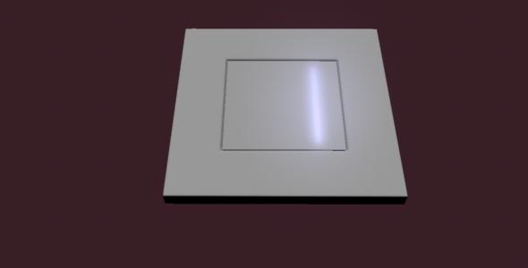 3DOcean Light switch 7893200