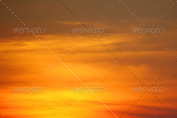 orange background - Stock Photo - Images