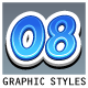 Illustrator Graphic Styles 08 - GraphicRiver Item for Sale