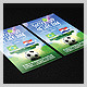 Soccer Cup Football Event Promo Flyer - GraphicRiver Item for Sale