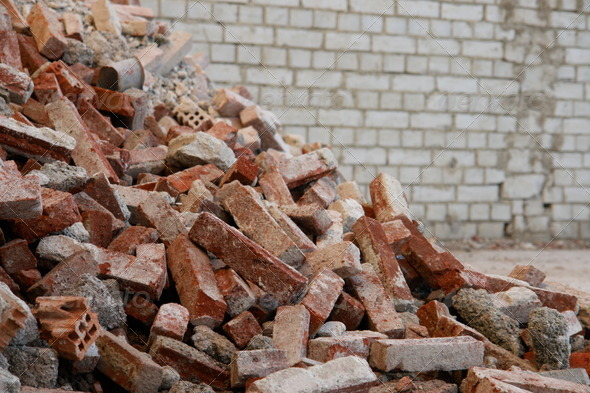 bricks - Stock Photo - Images