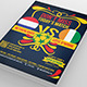 Cool Brazil Soccer Cup 2014 Flyer - GraphicRiver Item for Sale