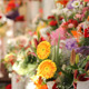 Street Flowers for Sale - VideoHive Item for Sale