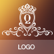 Queenly Crest Logo - GraphicRiver Item for Sale